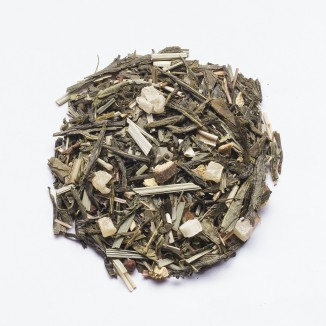 China Sencha Ananas-Ingwer fresh
